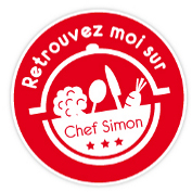 Badge du Club Chef Simon